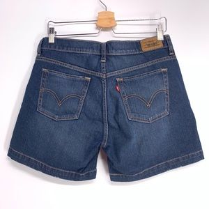 Levi's 515 Women's Denim Jean Shorts 32 Waist / 10